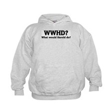 What would Harold do? Hoody