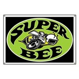 Super Bee Banner