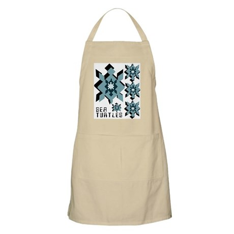 Tech Turtles BBQ Apron