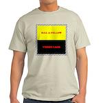 Coral Snake Poem Ash Grey T-Shirt