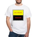 Coral Snake Poem White T-Shirt