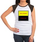 Coral Snake Poem Women's Cap Sleeve T-Shirt