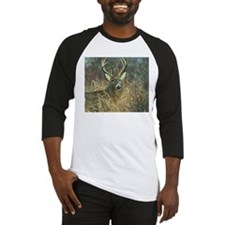 Cute Deer hunting Baseball Jersey