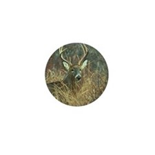 Cute Deer hunting Mini Button