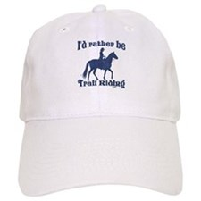 Rather Be Baseball Cap