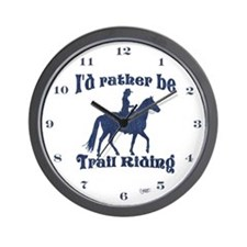 Rather Be Wall Clock