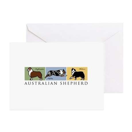 The Versatile Aussie Greeting Cards (Pk of 20)