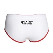 Daly City Women's Boy Brief