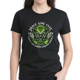 Non-Hodgkins Lymphoma Butterf Tee