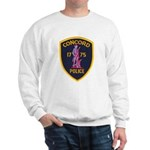 Concord Massachusetts Police Sweatshirt