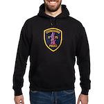 Concord Massachusetts Police Hoodie (dark)