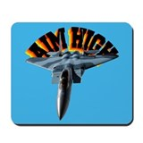 F15 Aim High Mousepad