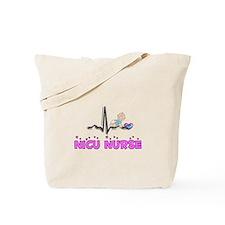 MORE NICU Nurse Tote Bag