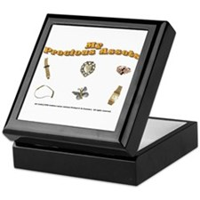 My Precious Assets Jewelry Box