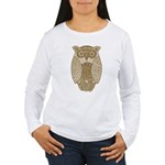 Owl Women's Long Sleeve T-Shirt
