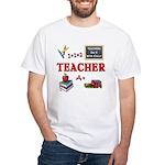 Teacher T-Shirts, Hoodies and Teacher Appreciation Gifts