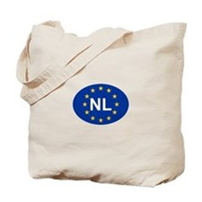 EU Netherlands Tote Bag