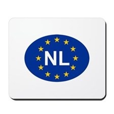EU Netherlands Mousepad