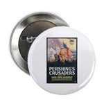 Pershing's Crusaders Poster Art Button