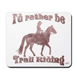 Riding Trails Mousepad