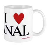 I HEART ANAL Mug