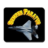 F15 Semper Paratus Mousepad