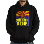 I Stand with Sheriff Joe Hoodie (dark)