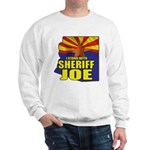 I Stand with Sheriff Joe Sweatshirt