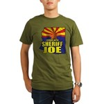 I Stand with Sheriff Joe Organic Men's T-Shirt (da