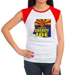 I Stand with Sheriff Joe Women's Cap Sleeve T-Shir