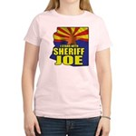 I Stand with Sheriff Joe Women's Light T-Shirt