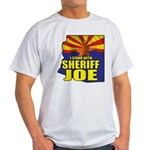 I Stand with Sheriff Joe Light T-Shirt