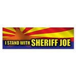 I Stand with Sheriff Joe Sticker (Bumper 10 pk)