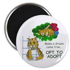 """Make a Dream"" Magnet"