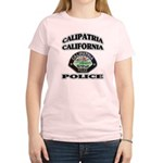 Calipatria Police Women's Light T-Shirt