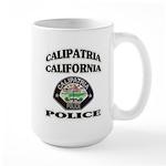 Calipatria Police Large Mug