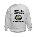 Calipatria Police Kids Sweatshirt