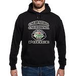 Calipatria Police Hoodie (dark)