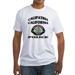 Calipatria Police Fitted T-Shirt