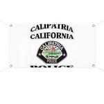 Calipatria Police Banner