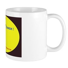 Go Climb a Tower Mug-yellow