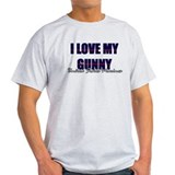 I Love my Gunny T-Shirt