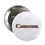 "Cute Cameron surname 2.25"" Button (10 pack)"