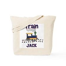 """Jack"" Train Tote Bag"