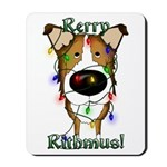 Smooth Collie - Rerry Rithmus Mousepad