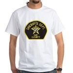 Day County Sheriff White T-Shirt