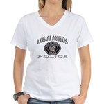 Los Alamitos Calif Police Women's V-Neck T-Shirt