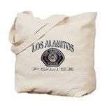 Los Alamitos Calif Police Tote Bag