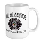 Los Alamitos Calif Police Large Mug