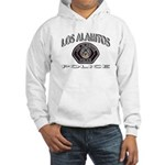 Los Alamitos Calif Police Hooded Sweatshirt